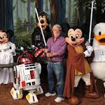 Disney Star Wars VII Taking Shape