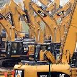 Caterpillar Forecast Tops Estimates as Construction Recovers