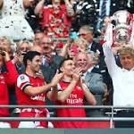 Arsenal triumphs in FA Cup final to end trophy drought