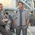 'Escape Plan' handcuffs stars with implausible story