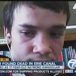 Body of Barre teen discovered in the Erie Canal