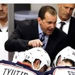 Blue Jackets extend head coach Richards