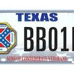 Supreme Court, the Confederate flag battle and the Texas license plate
