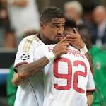 Milan breeze into Champions League group stages