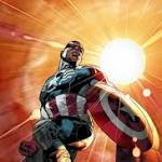Stars & Stripes! Marvel Announces The New Captain America Will Be Black