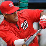 Yunel Escobar injury update: Nats infielder sidelined with oblique strain