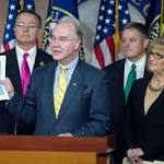 Senate, House GOP differ on savings approach to Medicare