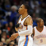 Russell Westbrook, Kevin Durant key in win over Suns as OKC extends run