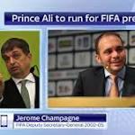 Jerome Champagne backs Prince Ali's challenge to Sepp Blatter for FIFA ...