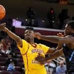USC basketball freshman Chimezie Metu is living above the rim