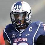 UConn cornerback Byron Jones makes great leap at NFL combine
