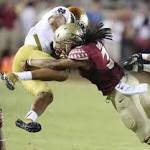 A epic at Doak: Florida State outlasts Notre Dame to remain unbeaten