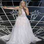 Oscars 2015 colourful moments: Lady Gaga goes a different direction