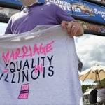 Minn. mayor bids for Ill. gay couples' weddings