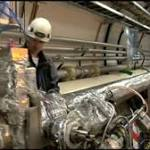 Faculty, students revved up about Large Hadron Collider restart