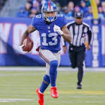 Eli Manning says the Giants need Odell Beckham to be even better