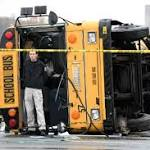 Tennessee School Bus Crash Kills 3, Injures 27