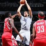 Nets hold off Rockets to sweep season series