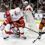 Red Wings squander point in game they dominated but Mike Babcock focuses ...