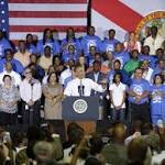 Obama's Jacksonville stumping about business is good for business