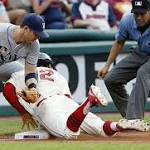 Cleveland Indians beat Rays, 7-4, on HRs by Francisco Lindor, Juan Uribe in 8th