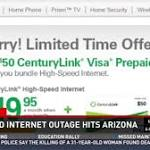 Outage Cuts Internet, Phone Service Across Northern Arizona