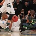 Michigan State's Adreian Payne selected No. 15 overall by Atlanta Hawks in ...