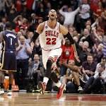 Bulls Rock Pacers, NBA Roundup