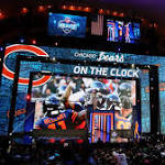 Bears on Day 2 of NFL draft: Waiting, trades and a pair of linemen