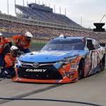 Busch dominates NASCAR Xfinity race at Kentucky Speedway