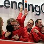 LendingClub shares soar in market debut