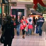 Holiday Shoppers Hit Stores on Thanksgiving