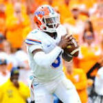 Gators notes While Treon Harris lacks experience he provided spark vs Vols