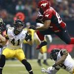 Stamps down Ticats, 20-16, to win Grey Cup
