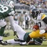 NFL: Steelers pink-slip RB Blount