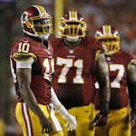Dulany: Sunday will cap a big week for RG3