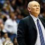 Nuggets fire George Karl