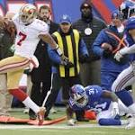 49ers' Kaepernick, Washington's Griffin on different career paths
