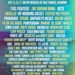 2015 Hangout Fest features new, returning favorites