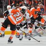 Claude Giroux scores with 4.2 seconds left in overtime to rally Flyers past ...