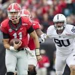 Penn State vs. Georgia: Score and Reaction for 2016 TaxSlayer Bowl