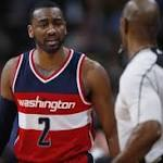 John Wall says he doesn't care what Bradley Beal, James Harden or anyone else makes