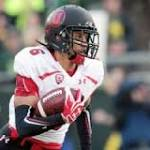 Utah WR Dres Anderson out for season with knee injury