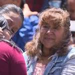 After 9 years, family reunites at the U.S.-Mexico border