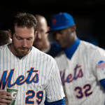 Ike Davis strikes out four times, Mets game suspended in eighth