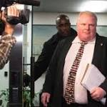 Mayor Rob Ford planning for Winter Classic