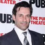 Jon Hamm of 'Mad Men' once worked on porn set