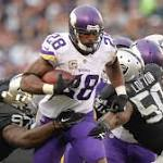 Roger Goodell impressed with Adrian Peterson's return from suspension