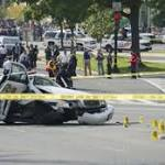Two Washington police officers taken off street in wake of shooting death