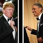 Obama Critic Donald Trump to Once Again Brave White House Correspondents ...